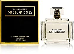 2 Pack - Notorious By Ralph Lauren Eau De Parfum Spray For Women 1.7 oz