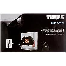 Thule 307335 Funda de protección para bicicleta, color negro