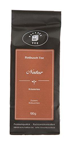 Paulsen Tee Rotbuschtee Natur 100g