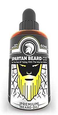 Spartan Beard Co Bartöl