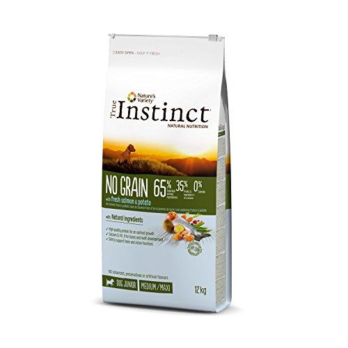 True Instinct No Grain Medium-Maxi Pienso Perro Junior