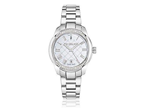 orologio solo tempo donna Trussardi T01 casual cod. R2453100501