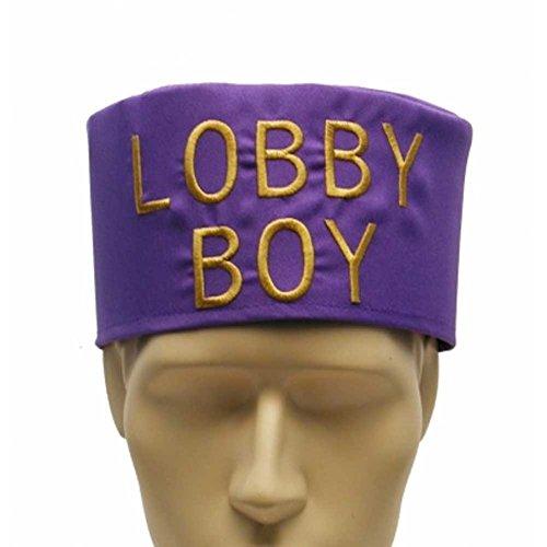 MyPartyShirt Lobby Boy Hat