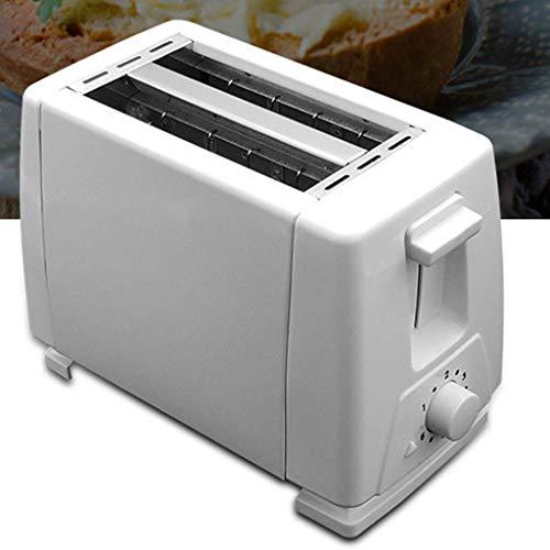 Mbbj macchina per il pane, macchina per il pane fatta in casa multifunzione, sandwich automatico, tostapane macchina per la colazione, bianco