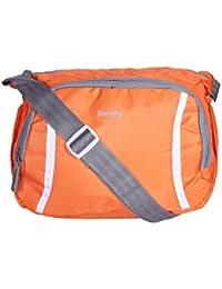 Bendly Cross Body Sling Bag (Orange)