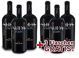Torrevento | Primitivo | NUDA VERITÀ | IGT | Apulien | Italien | Vorteilspaket 6 für 3 | Rotwein