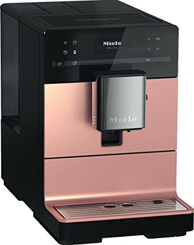 Miele CM 5500 ROPF Macchina per Caffe, 240 V, 1450 W, Oro/Rosa