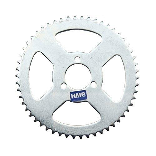 HMParts Dirt Bike/Mini Cross Ritzel - 3 Loch - 54 Zähne - für 7 Zoll Felgen (#35) (3 Loch Mini)