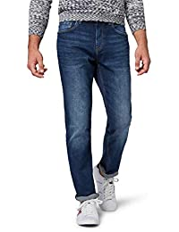 Tom Tailor Casual Herren Slim Jeans Josh