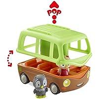 Bus Aventure Des Klorofil–Juguete de actividades