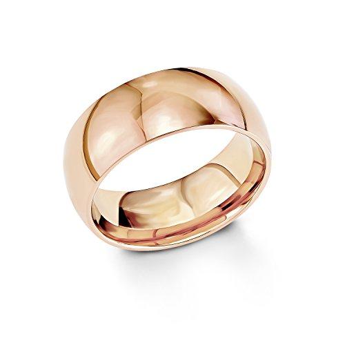 s.Oliver Damen-Ring Edelstahl Gr. 54 (17.2) - 510486