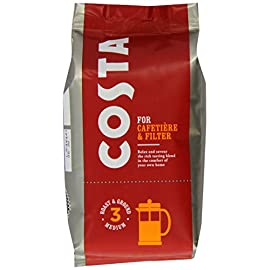 Costa Roast and Ground Coffee, 200g Bag 41rN0kWkZuL