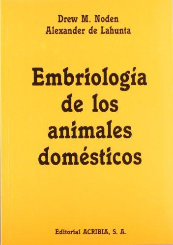 Embriología de los animales domésticos