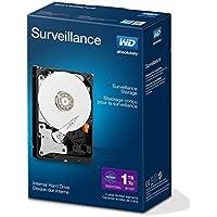 WD Purple Kit Disque dur interne Surveillance 1 To 3,5 pouces SATA intellipower