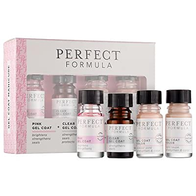 Perfect Formula - Gel Coat Manicure Set