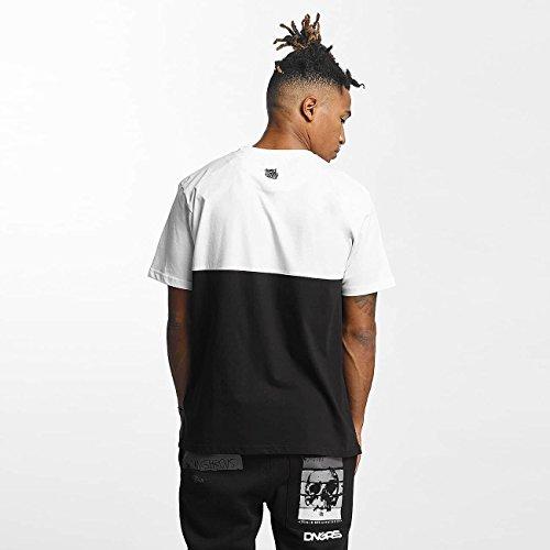 Dangerous DNGRS Uomo Maglieria/T-Shirt Osa Bianco