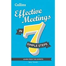 [(Effective Meetings in 7 Simple Steps)] [ By (author) Barry Tomalin ] [September, 2014]