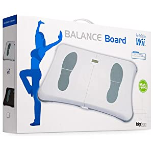 Wii – Balance Board inkl. Waage