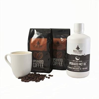 Upgradedª Bulletproof Coffee Kit by Upgraded Self by Upgraded Self