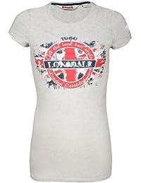 Lonsdale Damen T-Shirt Sheffield