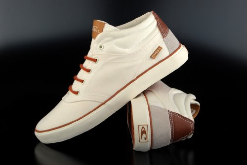 O´NEILL Chaussures Hommes - HighTop Sneaker PSYCHO MID - off white Weiß (Off White V00)
