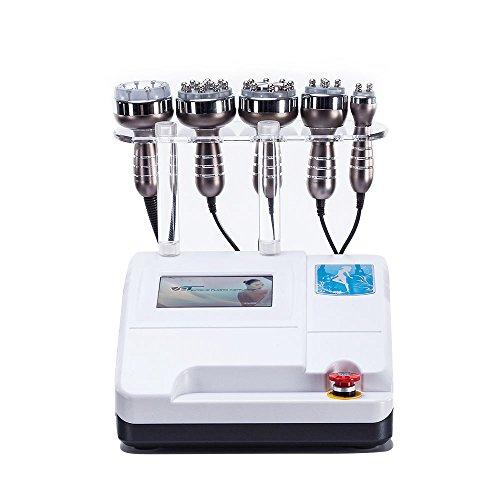 Body Shaper Gewichtsverlust Hautpflege Maschine 5 in 1 Ultraschall Kavitation RF Vakuum Elitzia ETWD675