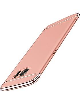 Samsung Galaxy S6 Edge Plus Cover Custodia 3 in 1 PC Ultra Sottile dura Case 360 gradi Full Body custodia plastica...