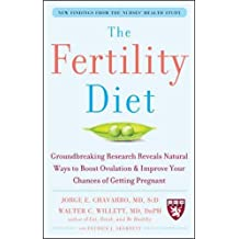 The Fertility Diet: Groundbreaking Research Reveals Natural Ways to Boost Ovulation and Improve Your Chances of Getting Pregnant (All Other Health)
