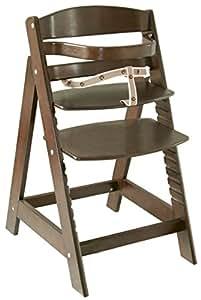 Roba - 7562BG La chaise haute à marche Sit Up III chaise bébé, marron