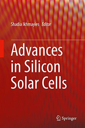 Advances in Silicon Solar Cells (English Edition) -