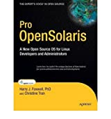[(Pro OpenSolaris )] [Author: Harry Foxwell] [Apr-2009]