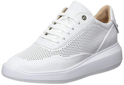 scarpe geox donna bianche usato Spedito ovunque in Italia Altre foto. Amazon 3e6b78e1496