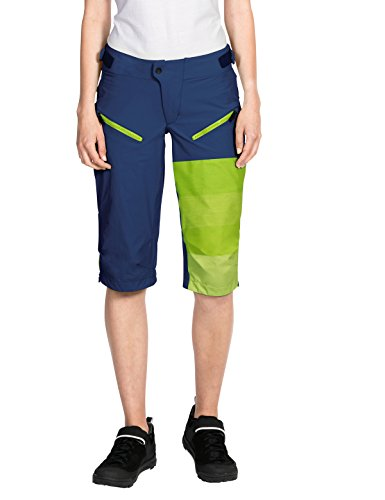 Vaude Damen Moab Shorts II Hose, Sailor Blue, 42