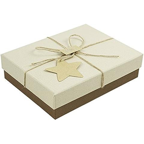Natale piccolo fresh rettangolare scatola regalo scatola