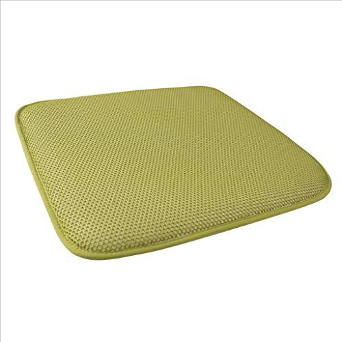 Zmsdt cuscino per seggiolino da auto a buon mercato cuscino da cucina cuscino da cucina cuscino per sedia da ufficio (colore : giallo)