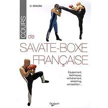 Cours de Savate Boxe française