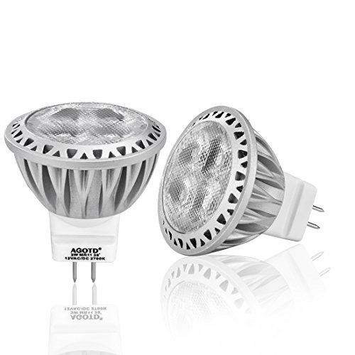 Led GU4 Lampen, 3 Watt, 12 Volt,  10er Pack - 4