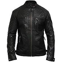 super popular 89246 cb68e Amazon.it: giacca in pelle conbipel - 1 stella e più