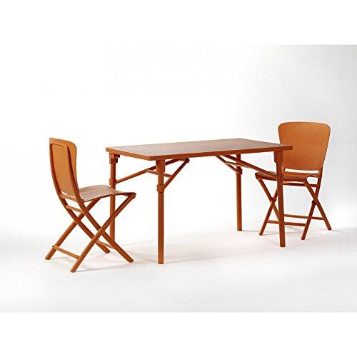 tavolo-rettangolare-zic-zac-classic-con-extra-kit-completo-di-extra-kit-e-due-sedie-zac-arancio-smon