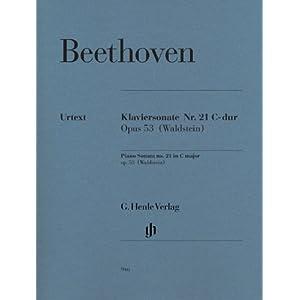 Klaviersonate Nr. 21 C-dur op. 53 (Waldstein)