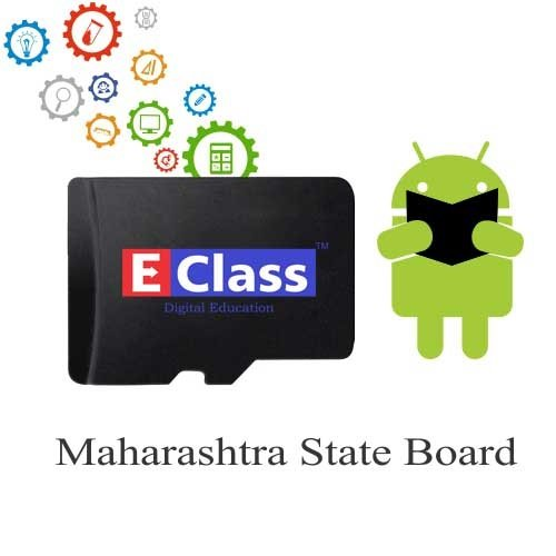 E-Class 10th Standard Semi-English Medium Memory Card for Android (Science,Algebra,Geometry,History,Geography,Politicalscience,Economics,English Grammer)