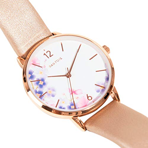 48abe9d86cfd Parfois - Reloj Rose Gold - Mujeres - Tallas Única - Gris Pard