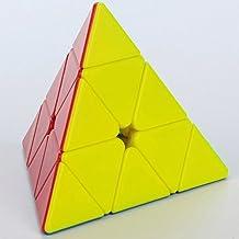 Cubo mágico - magic cube 3x3x3 pyraminx, triangulo, pirámide. Alta calidad.
