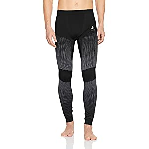 Odlo Herren Pants Seamless Warm Ski-Unterhosen und Leggings