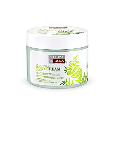 Crema Per Il Corpo Limone Verbena Body Cream, 300 ML, Natura estonica