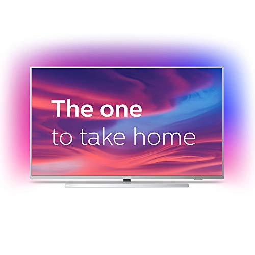 Philips 7300 series 43PUS7304/12 televisore 109,2 cm (43') 4K Ultra HD Smart TV Wi-Fi Bianco