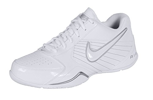 Air Baseline Low Sport Entraîneur Chaussures WHITE-METALLIC SILVER