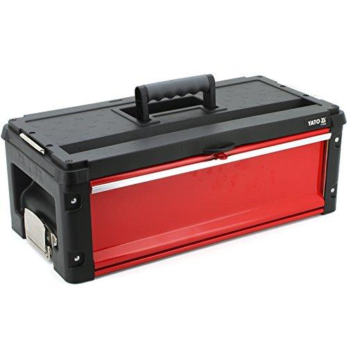 Werkzeug-Kasten mit 1 Schublade YT-09108 1 Schubladen Werkzeug Kiste