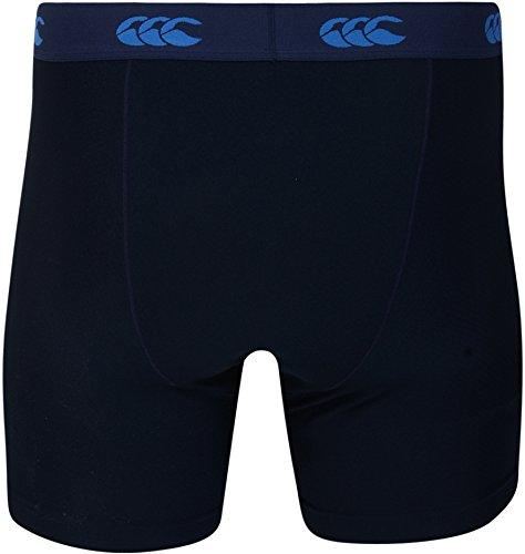Canterbury da Uomo Thermoreg 15, Pantaloncini, Uomo, Thermoreg 6-Inch Blu - blu navy