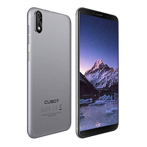 CUBOT J3 Dual SIM Smartphone 12,63 cm (5 Pulgadas) Full-Wide VGA TN Touch Display, 16 GB de Memoria Interna, Android 8.1...